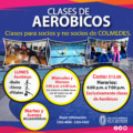 CLASES DE AEROBICOS