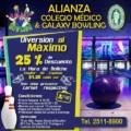 ALIANZA: COLEGIO MEDICO & GALAXY BOWLING