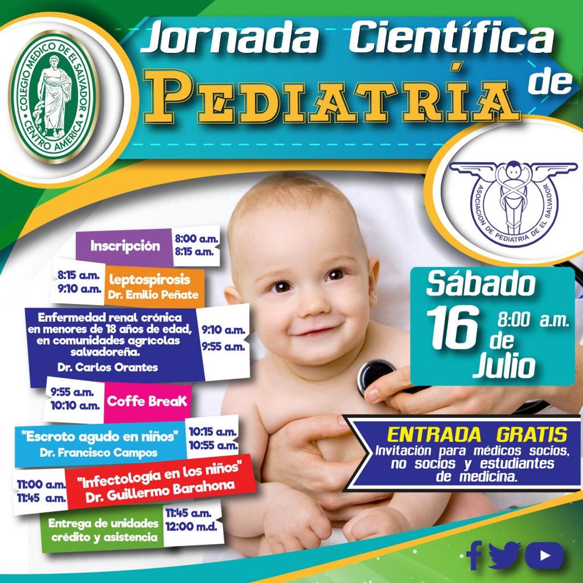 2016-07-16 – Jornada de Pediatría