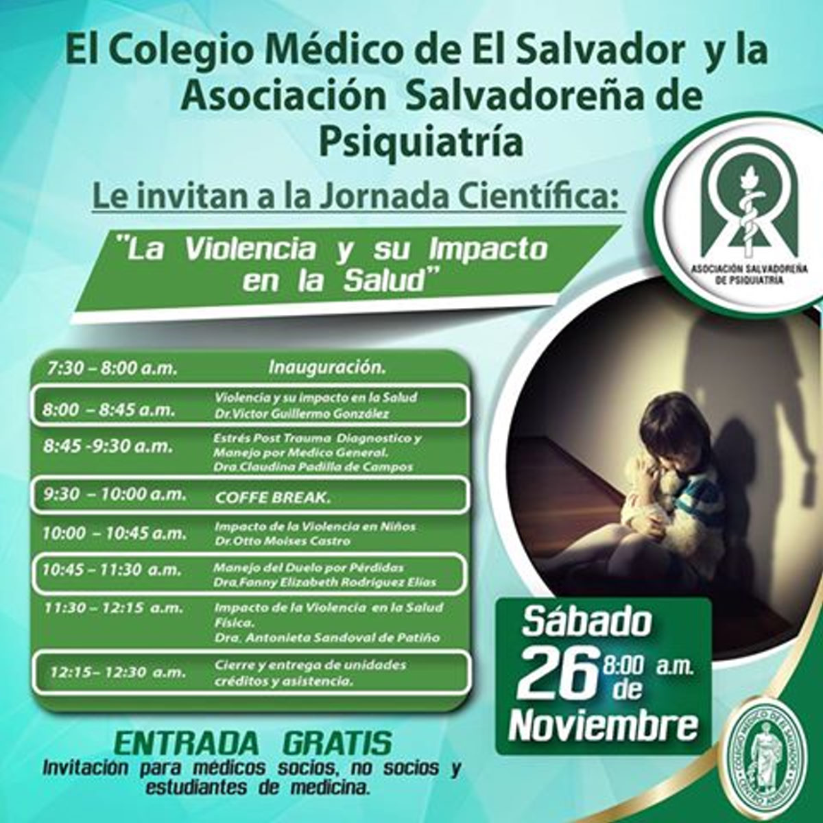 2016-11-26 – Jornada Psiquiátrica