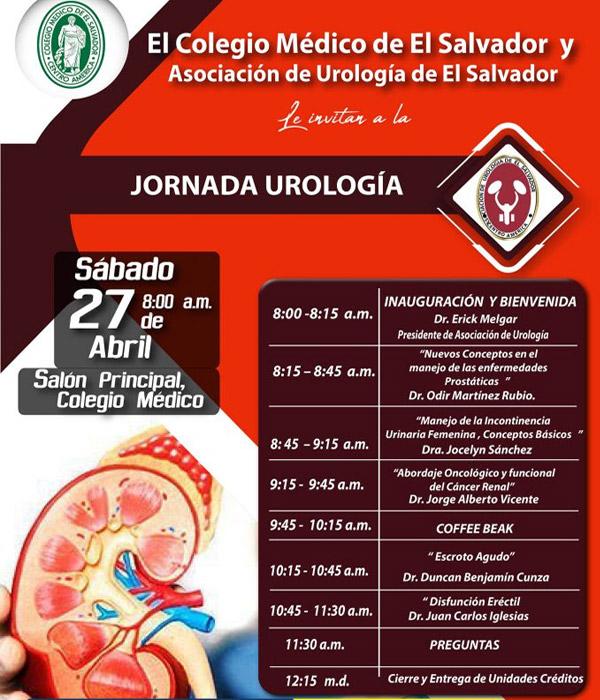 2019-04-27– Jornada de Urología