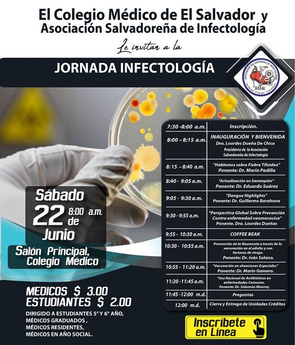 2019-06-22– Jornada de Infectología