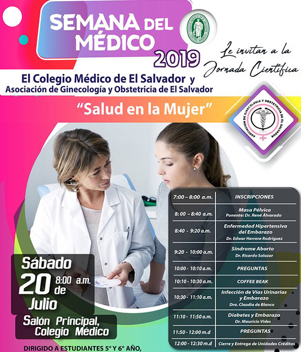 2019-07-20– Jornada Salud en la Mujer